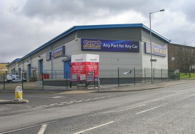 Euro Car Parts Canvey Island