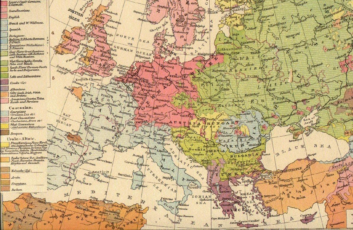 Western European Ethnic Group 115