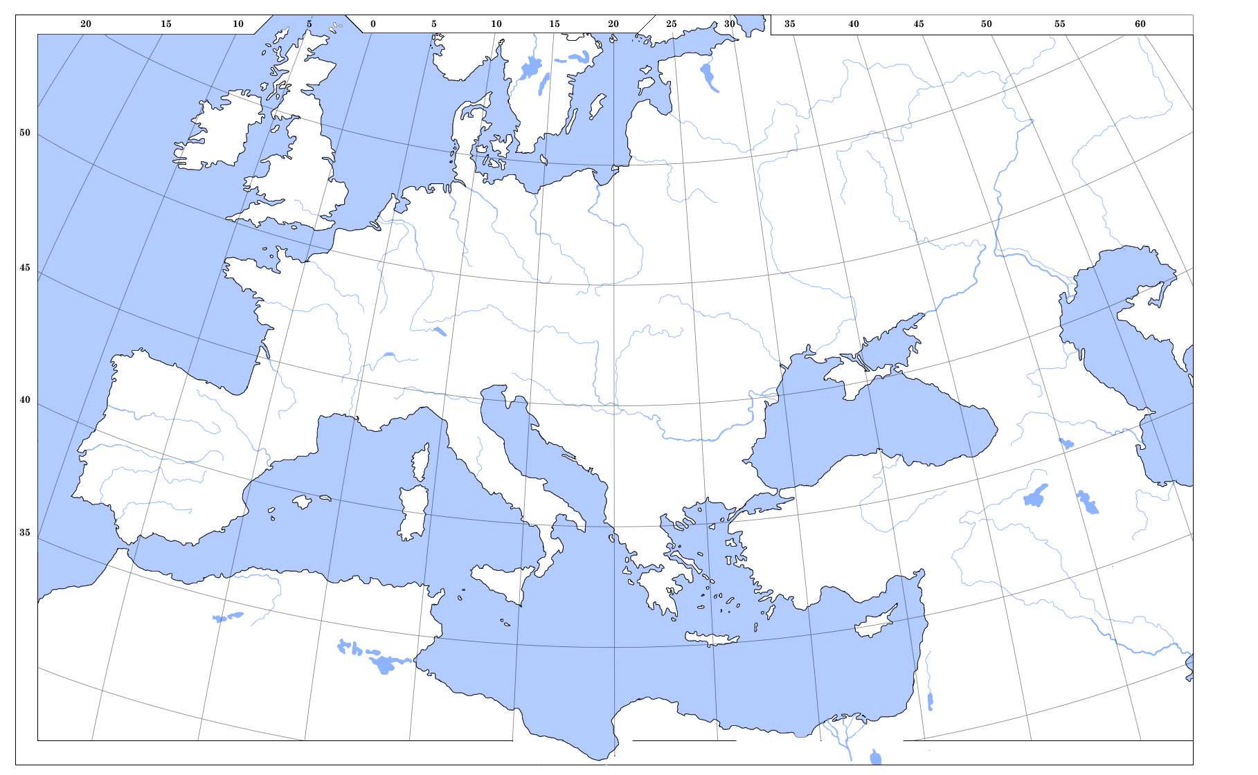 File:Europe outline map.png   Wikimedia Commons