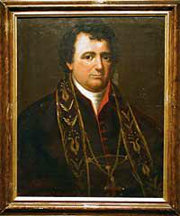 Benedict Joseph Fenwick Catholic bishop