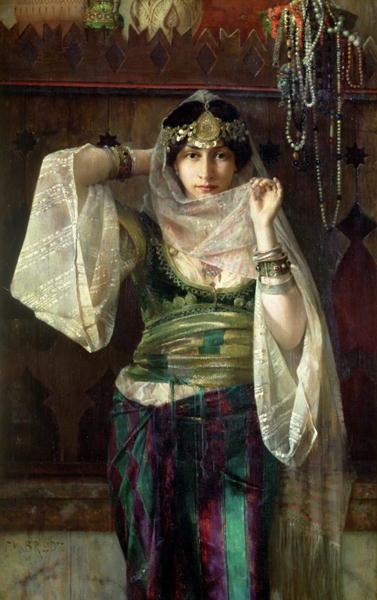 File:Ferdinand Max Bredt The Queen Of The Harem.jpg