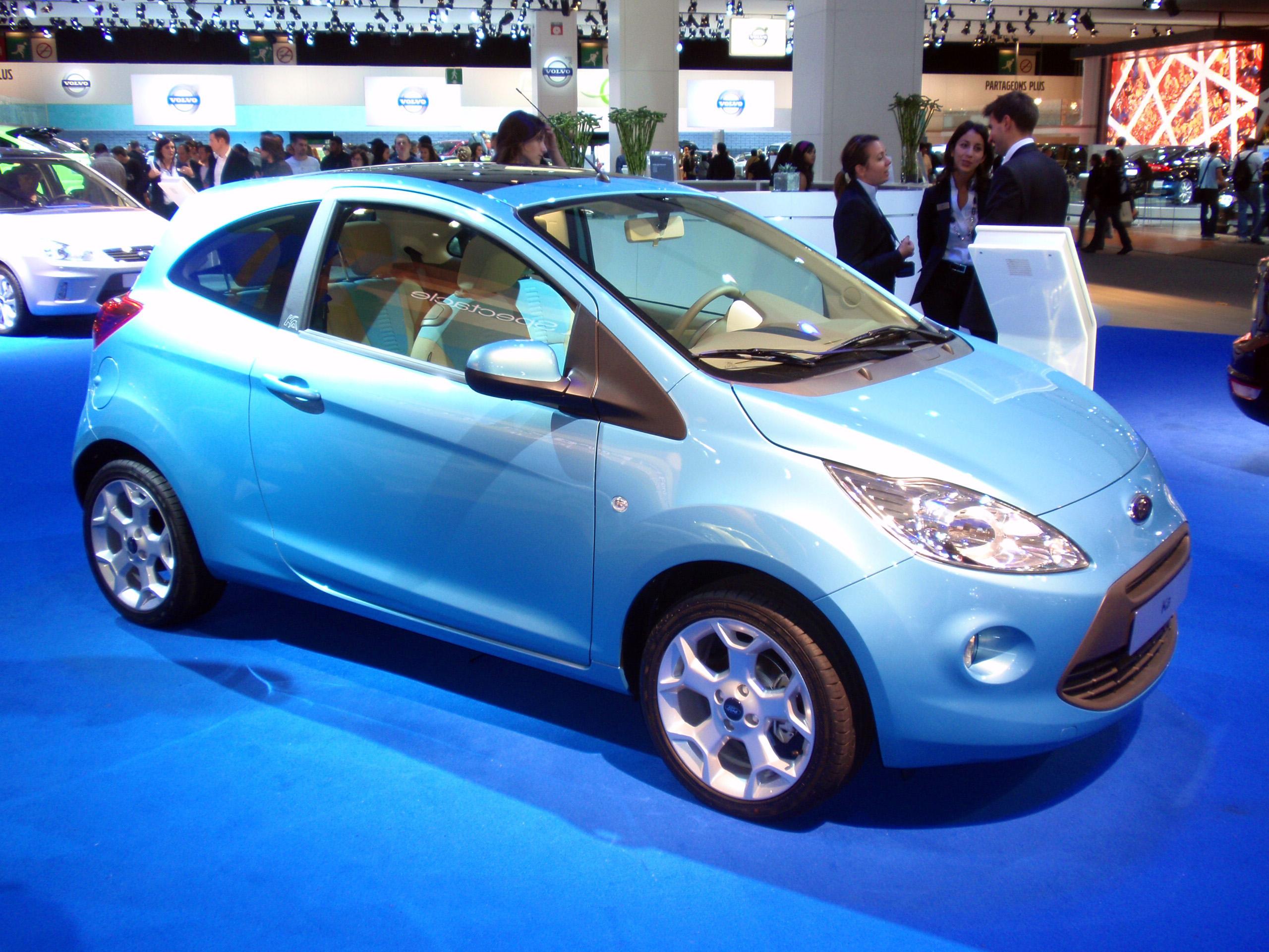File Ford Ka 2008 003 Jpg Wikimedia Commons