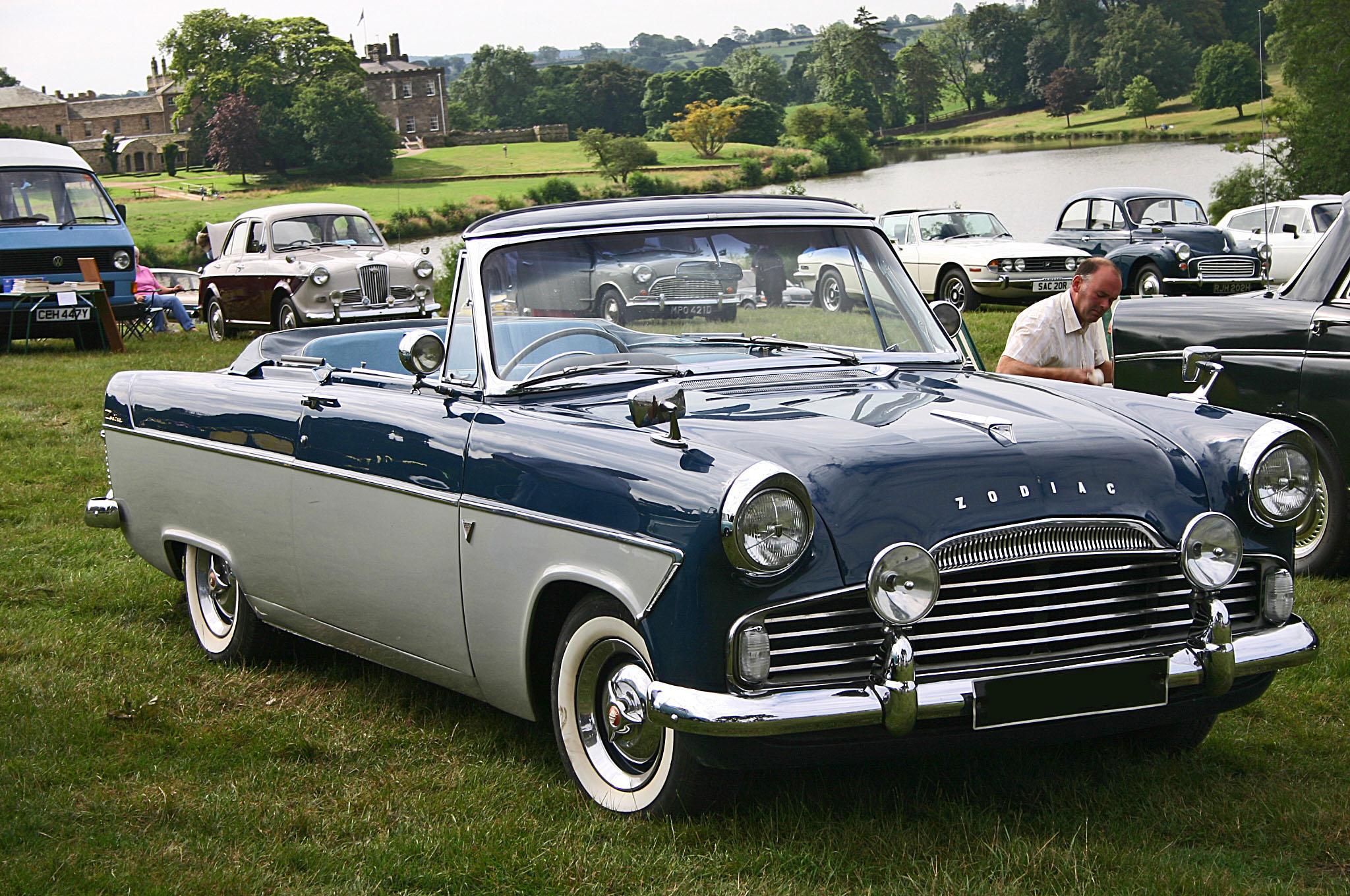 FileFord Zodiac 206E Convertible 1960 front.jpg & File:Ford Zodiac 206E Convertible 1960 front.jpg - Wikimedia Commons markmcfarlin.com