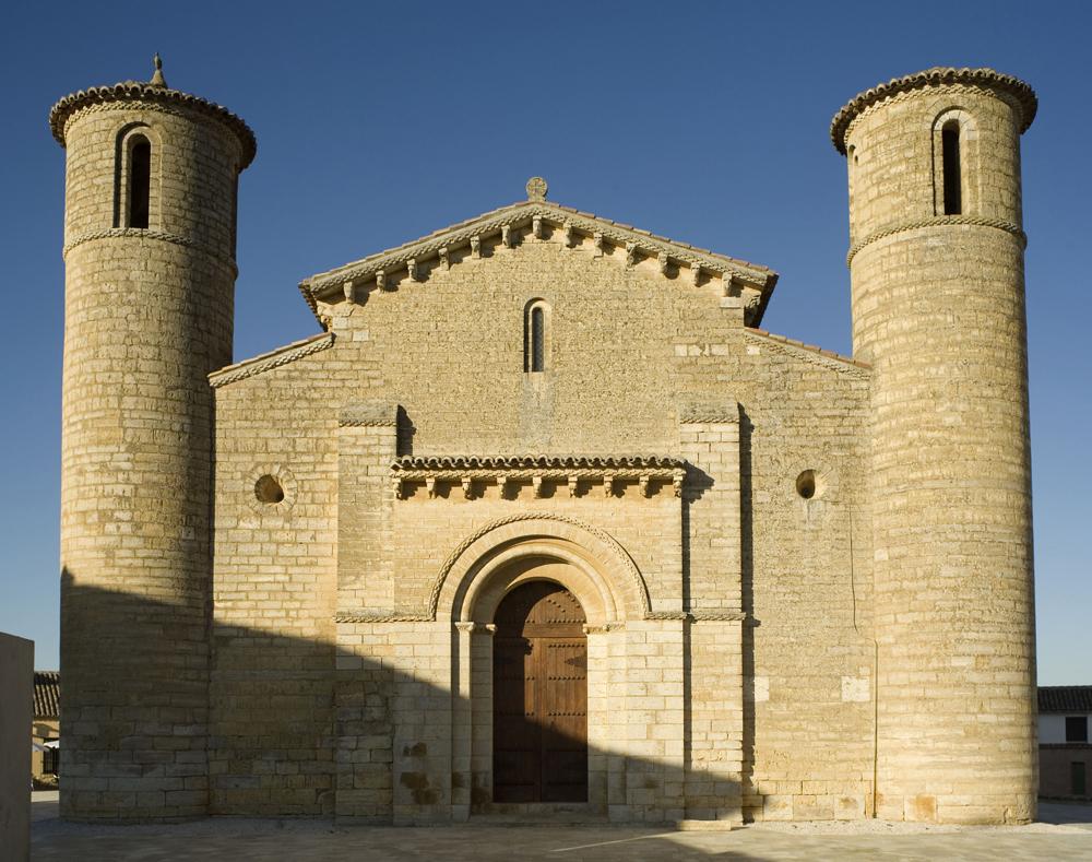 File Fromista Iglesia De San Martin De Tours Pm 32770 Jpg