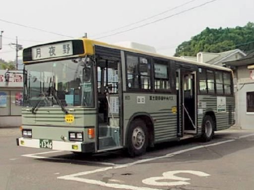 Fujikyu-Yamanashi-9523-U-RU1JJCA.jpg ...