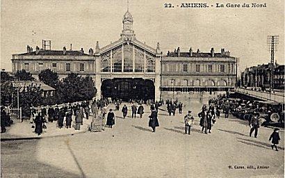 Gare Du Nord Fast Food