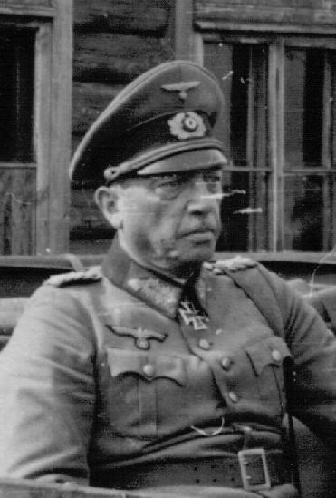 General Georg von Küchler