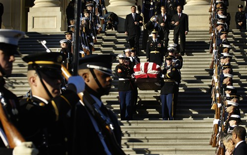File Gerald Ford Funeral Casket Out Of Us Capitol