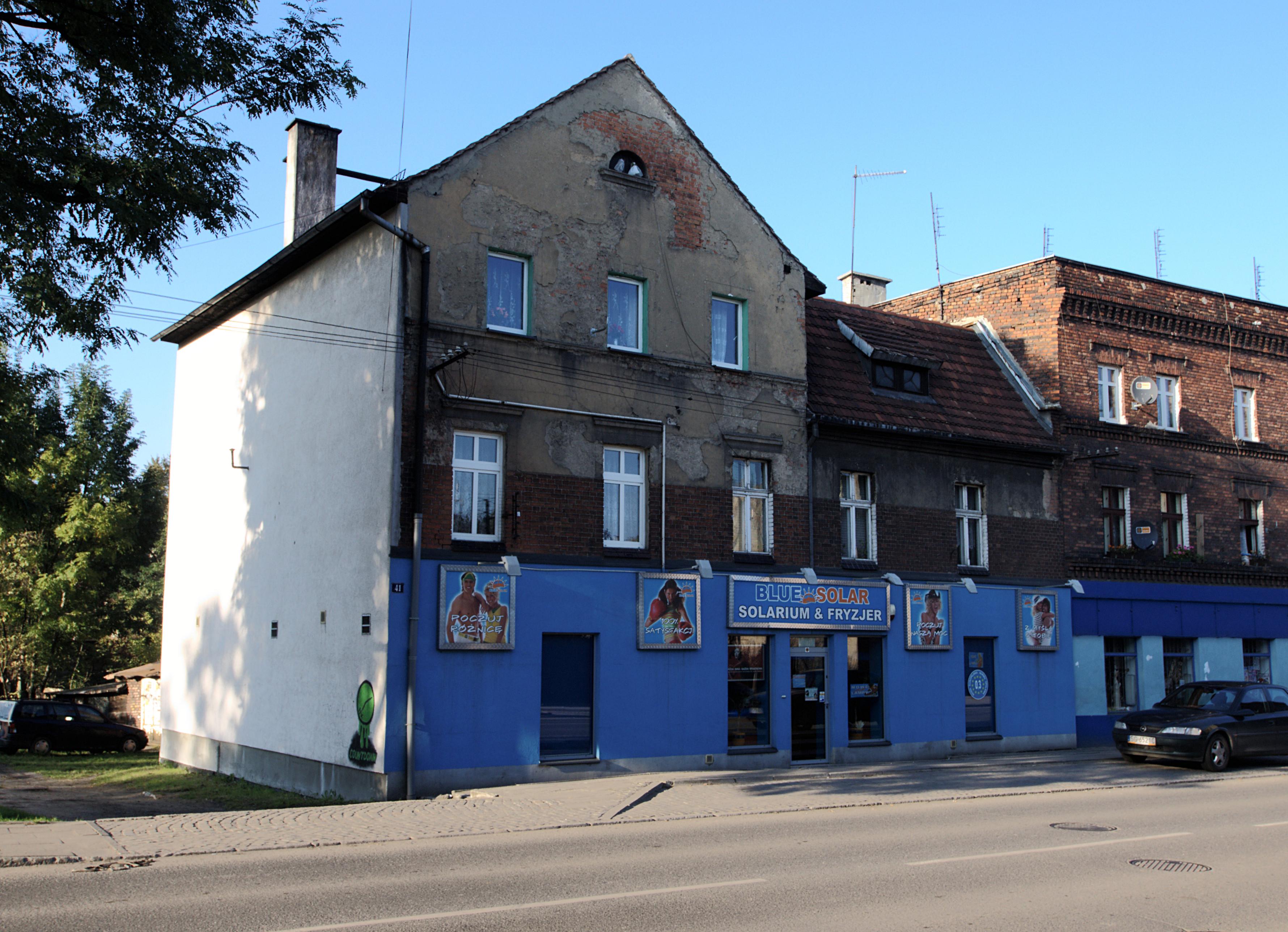 Filegliwice Sikorskiego 41 03 10 2010 Pa034158jpg Wikimedia Commons