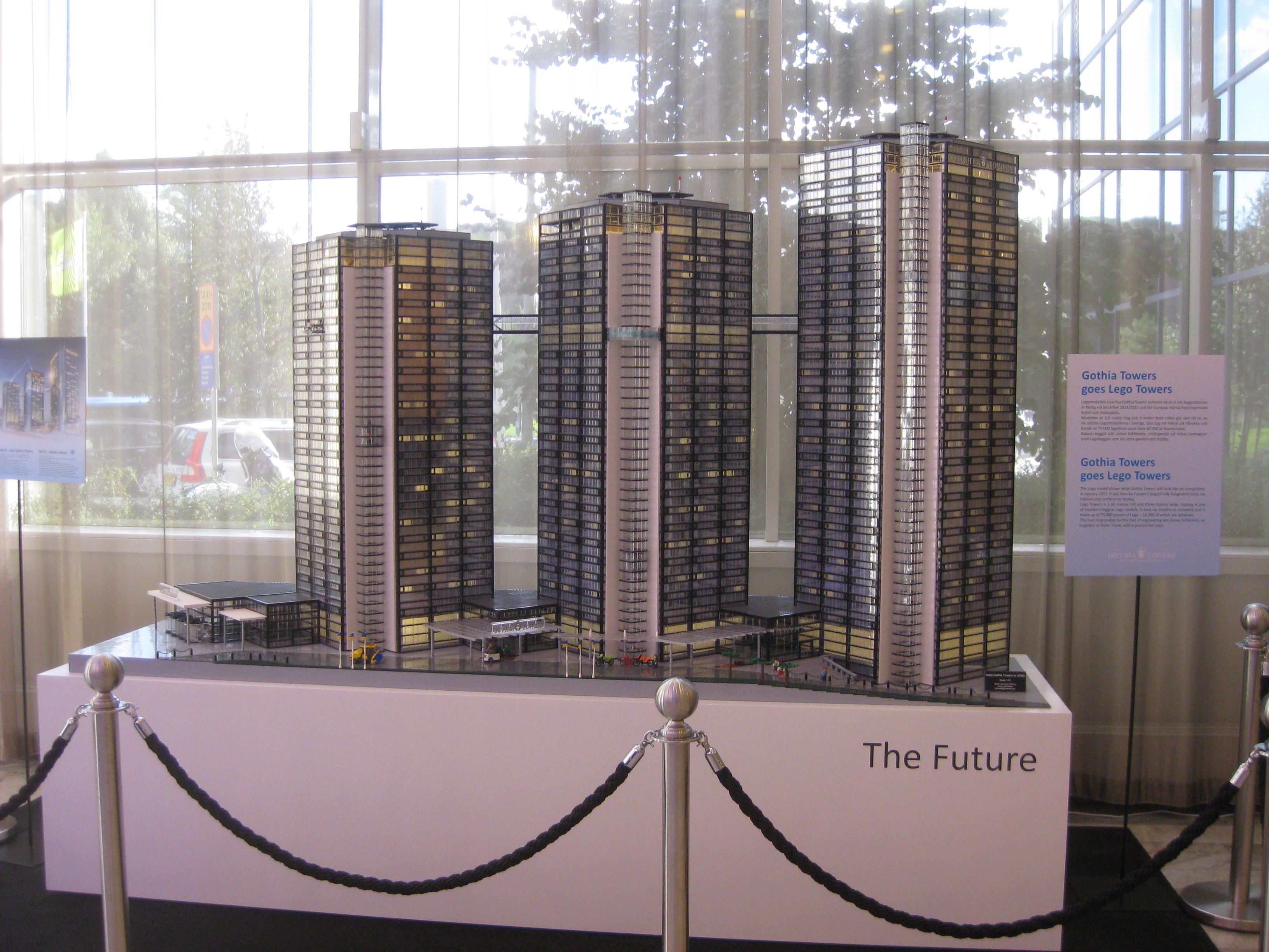 File:Gothia Towers in Lego 03.JPG - Wikimedia Commons