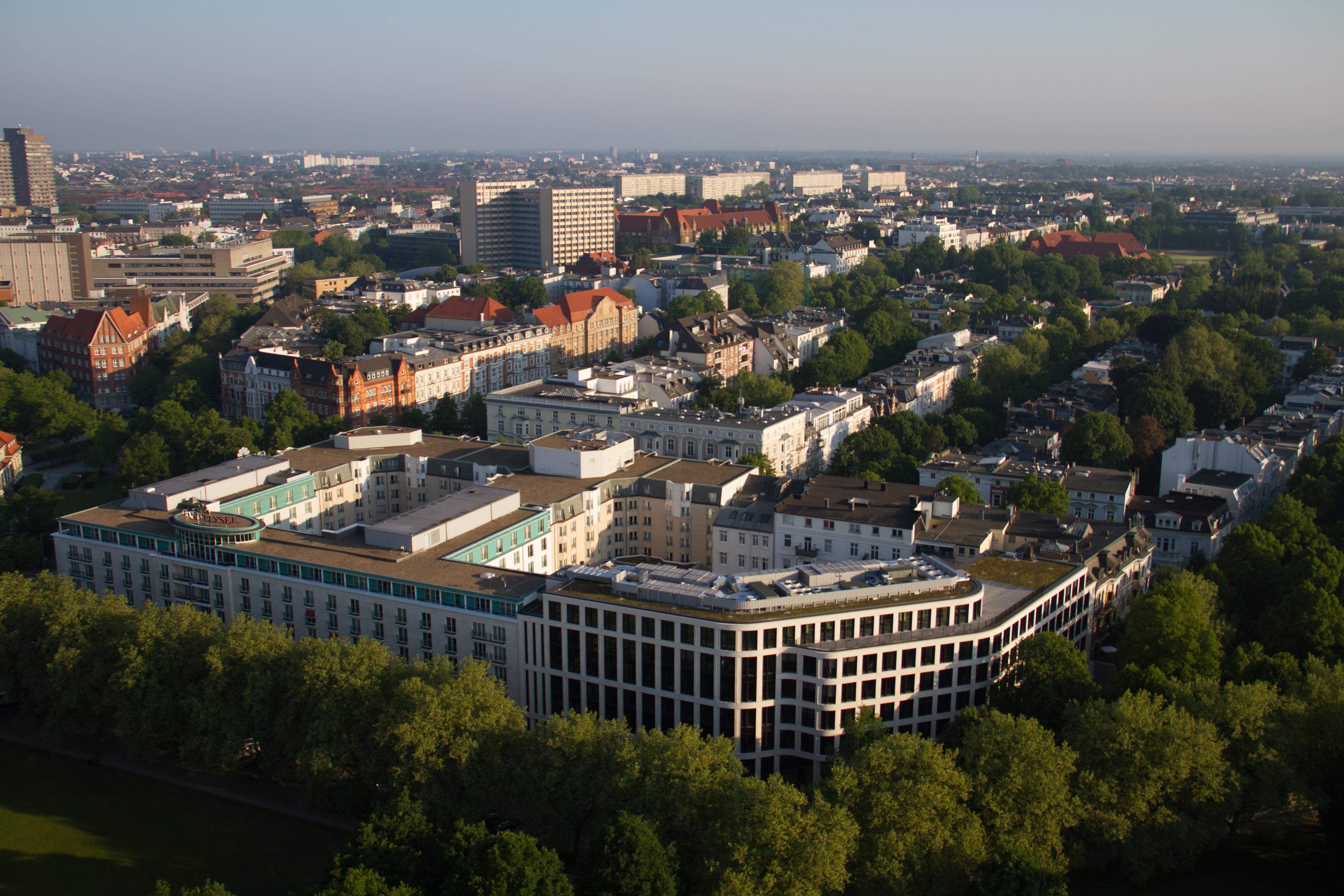 Grand Elysee Hotel Hamburg Germany