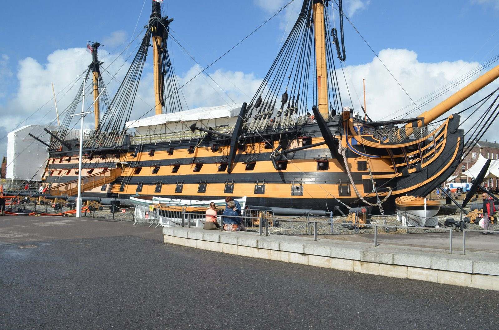 Japanese Interior Hms Victory