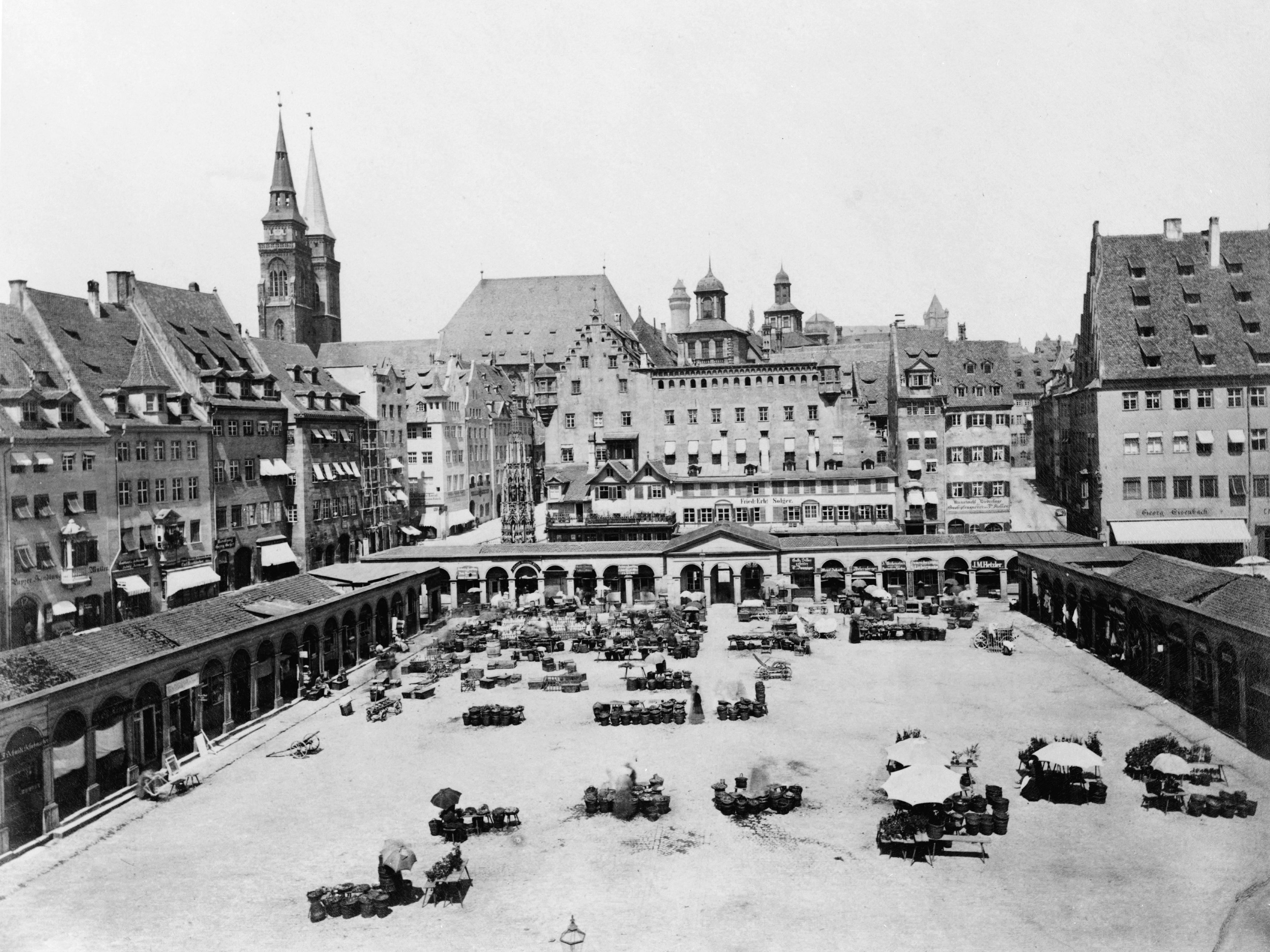 Nürnberg Vor Dem Krieg