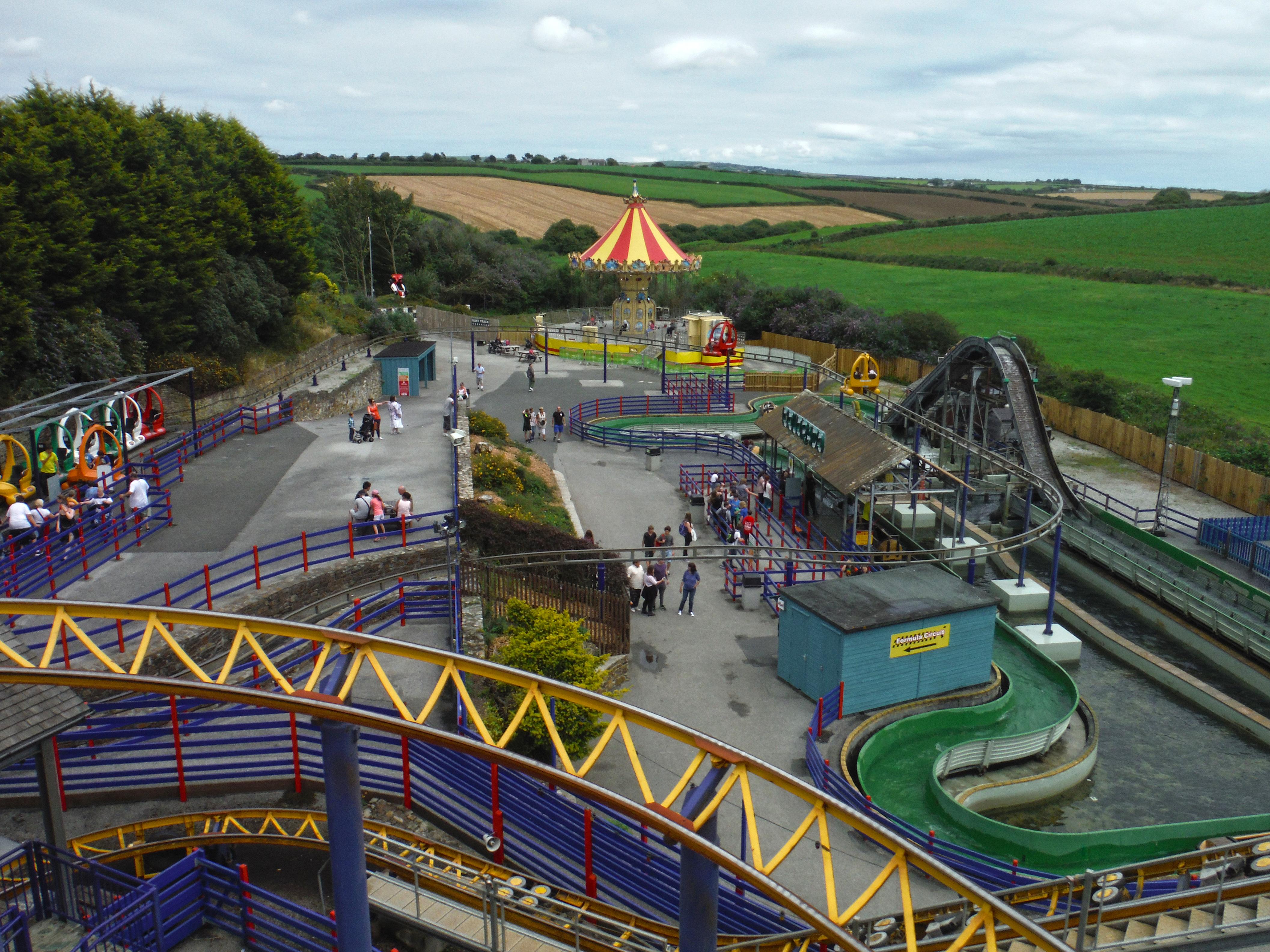 Flambards Theme Park Wikipedia