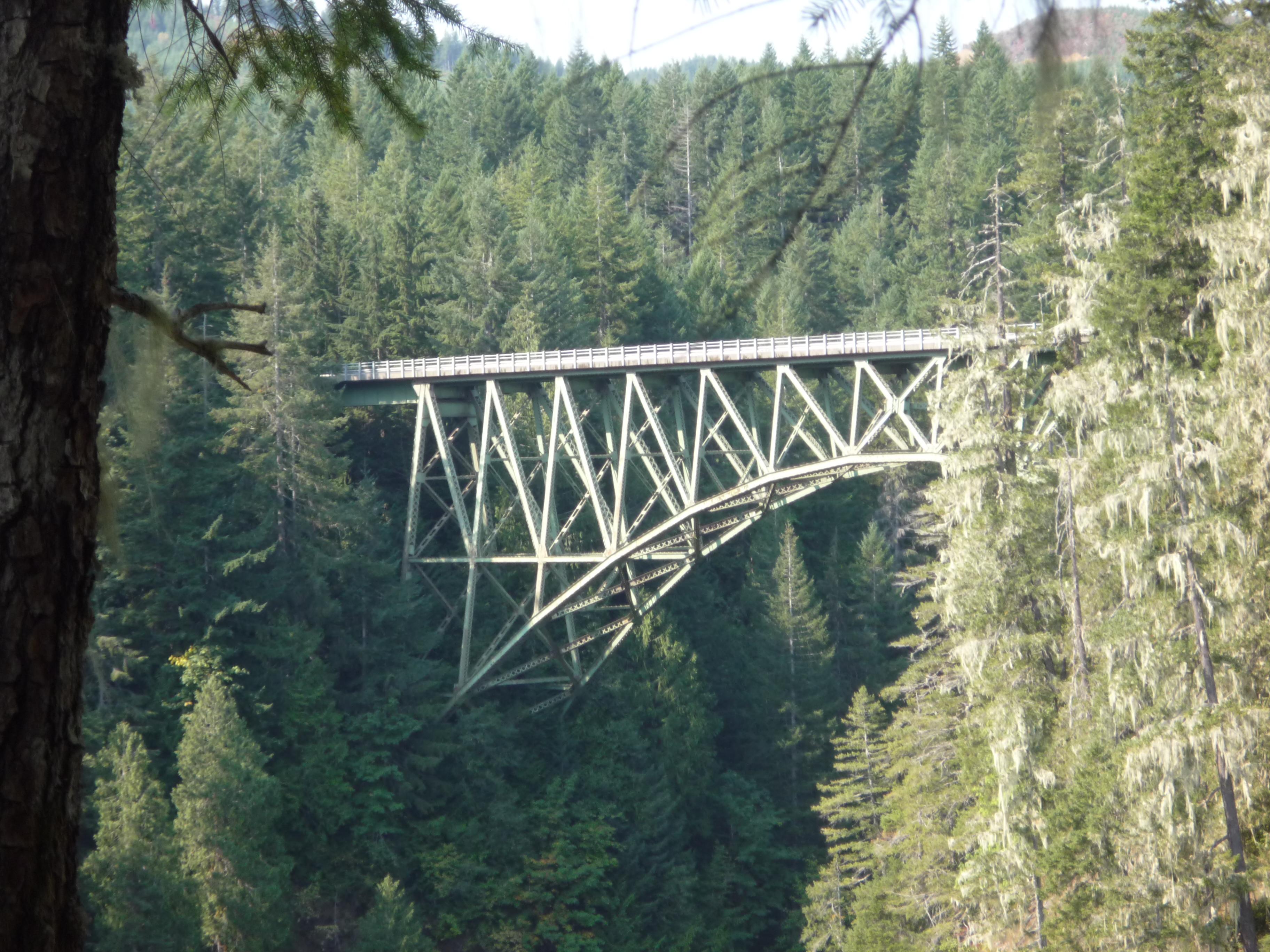 Breaking News On High Steel Bridge Shelton Wa Us