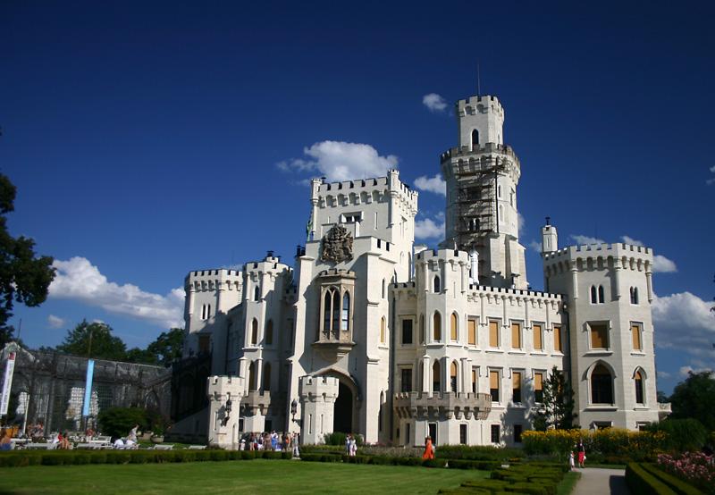 Soubor:Hluboka castle.jpg