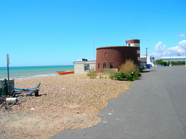 Hove Deep Sea Anglers Club - geograph.org.uk - 489073