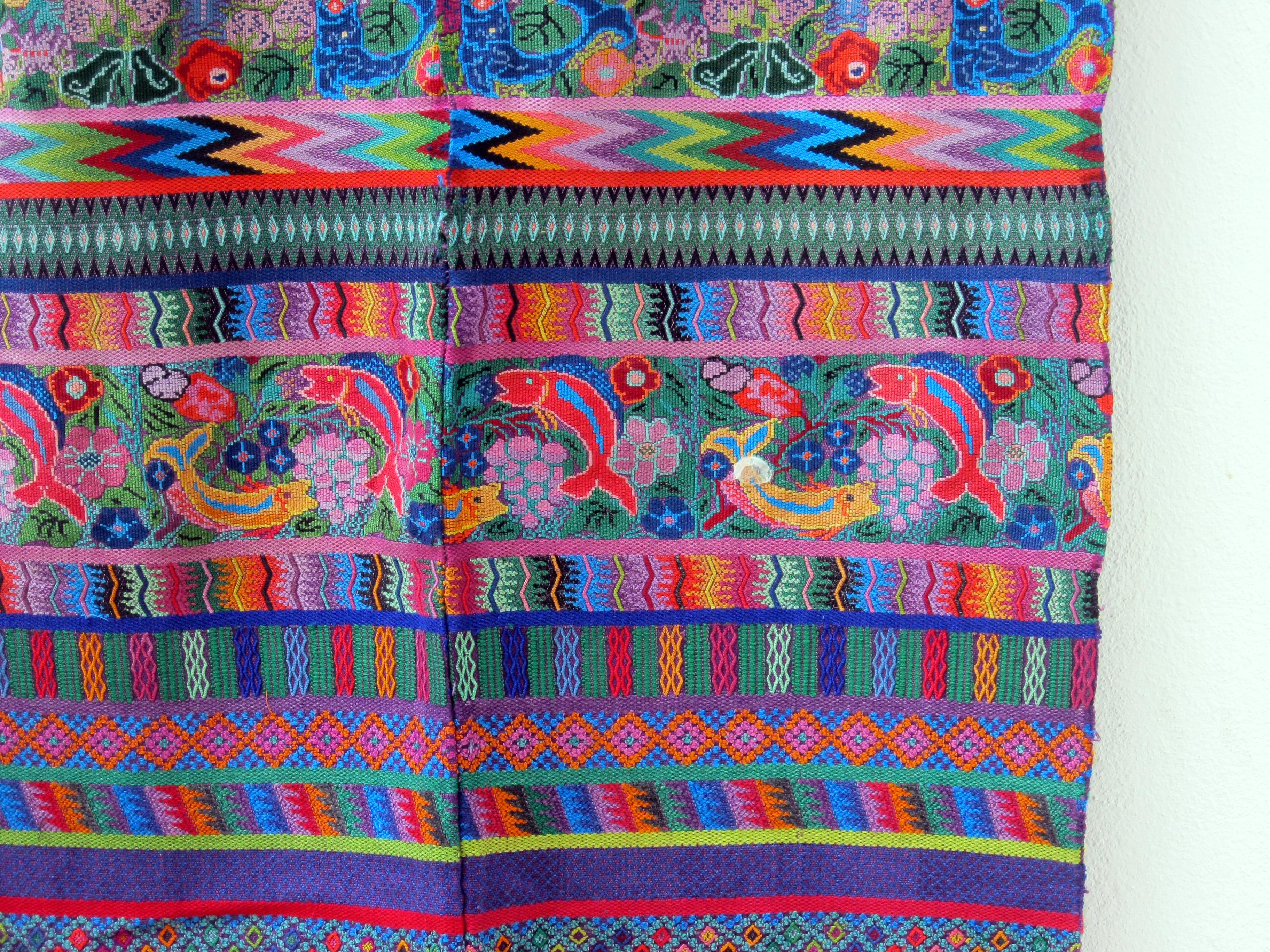 Filehuipil San Antonio Aguas Calientes Front Detail 3g