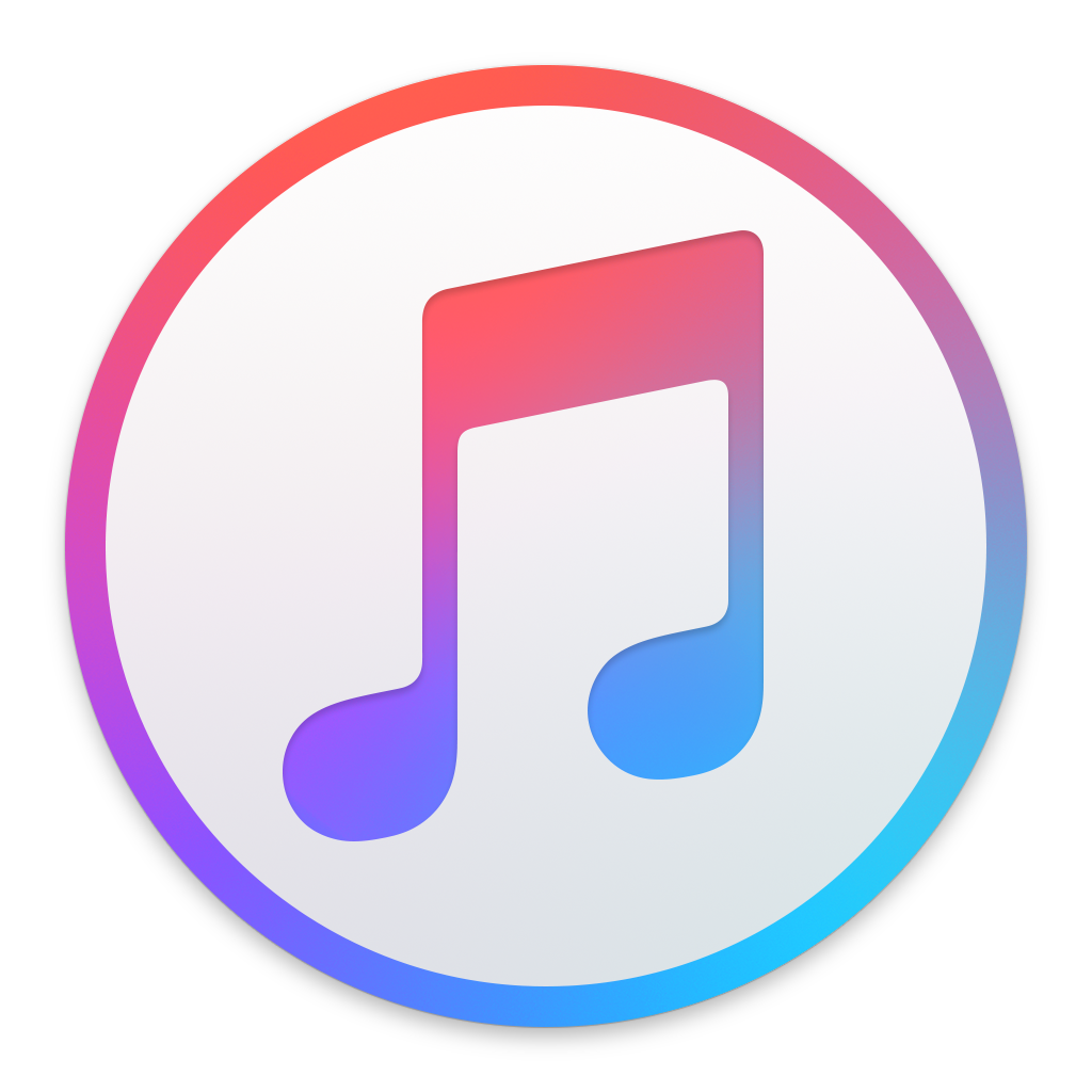 Depiction of ITunes