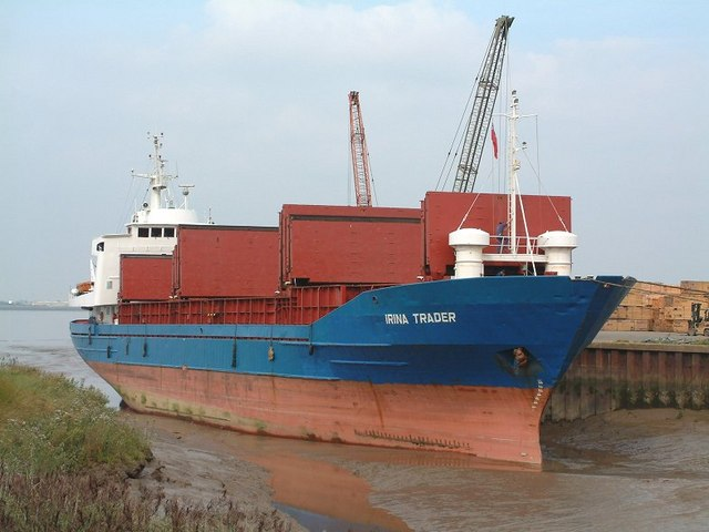 Datei:Irina Trader at Barrow Haven - geograph.org.uk - 381217.jpg