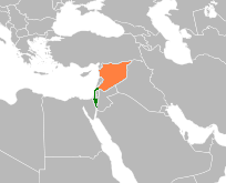 Diplomatic relations between the State of Israel and Syria