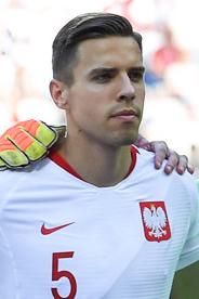 Jan Bednarek (footballer) Polish association football player