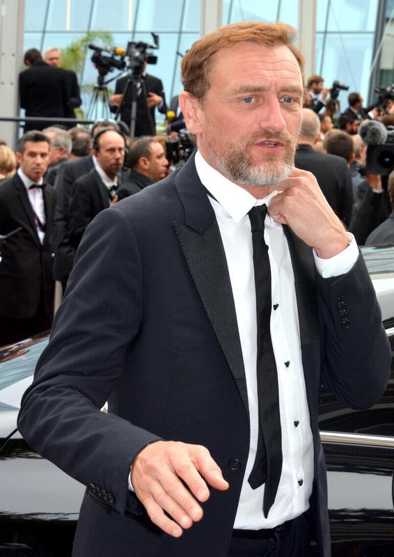 Jean-Paul Rouve au festival de Cannes | Photo : Wikimedia.