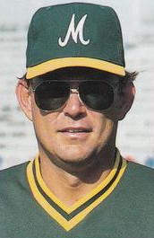 Jeff Newman (baseball) American baseball player and manager