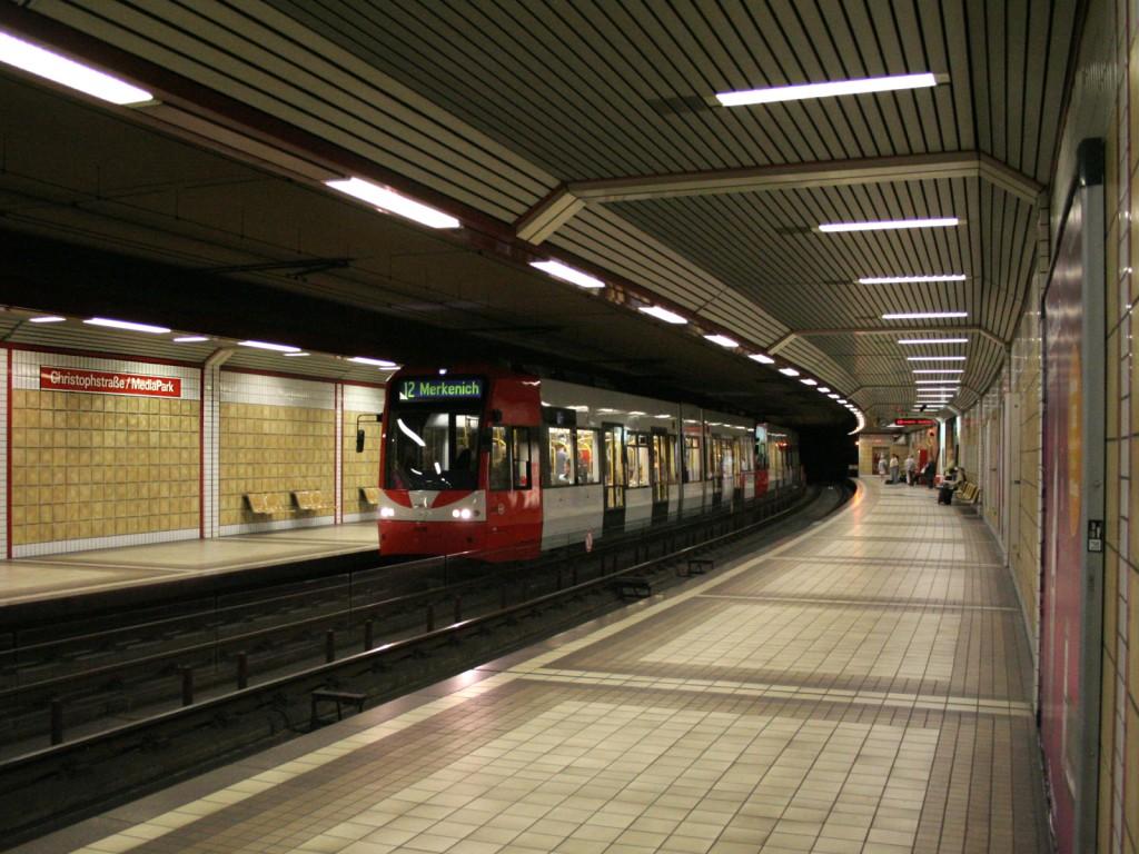 Cologne Stadtbahn German U Bahn Wiki