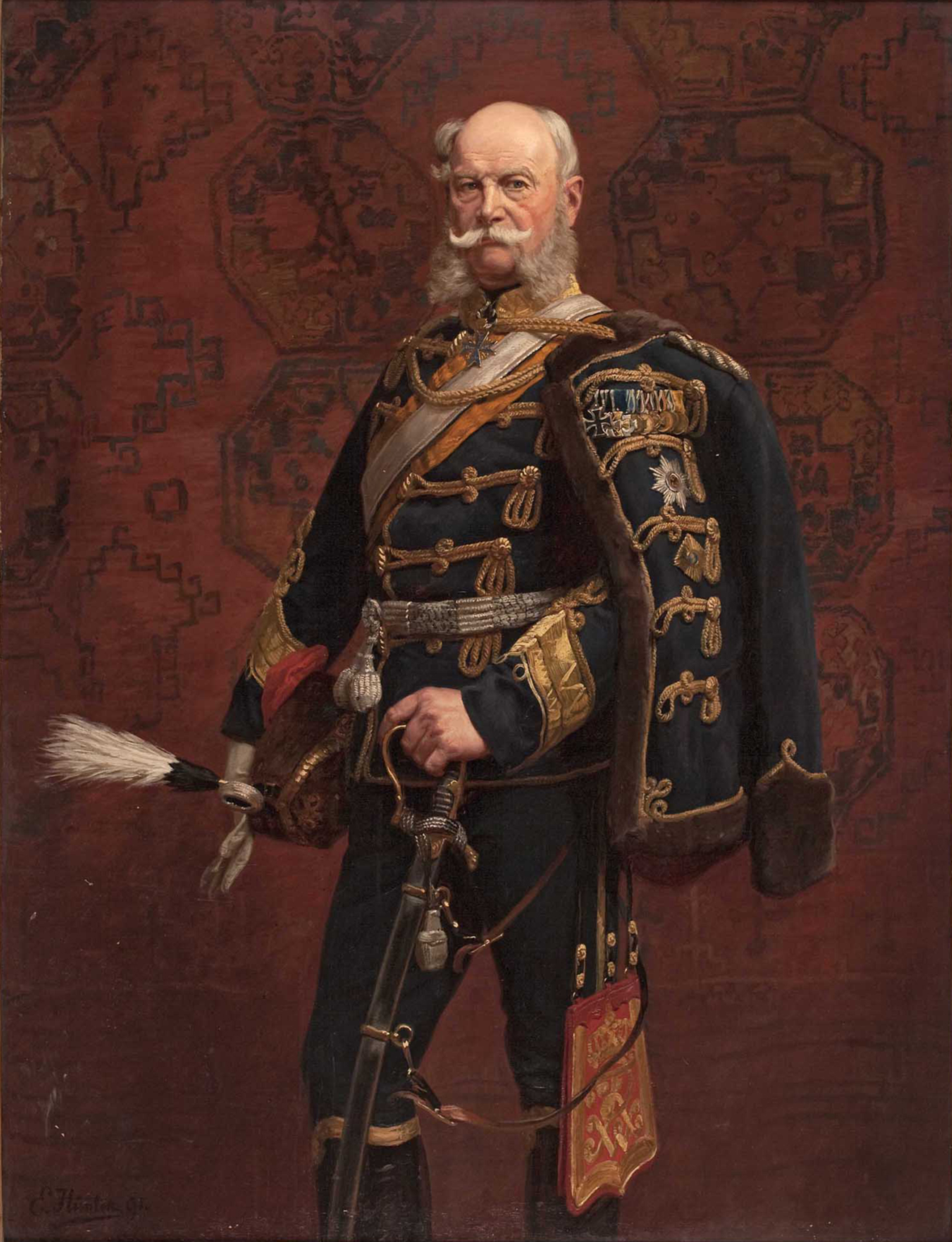 kaiser wilhelm ii Wilhelm ii (friedrich wilhelm viktor albert 27 january 1859 – 4 june 1941) was the last german emperor (kaiser) and king of prussia, reigning from 15 june 1888 until his abdication on 9 november 1918.