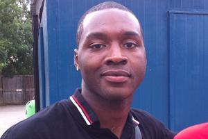 Patrick Kanyuka Congolese footballer