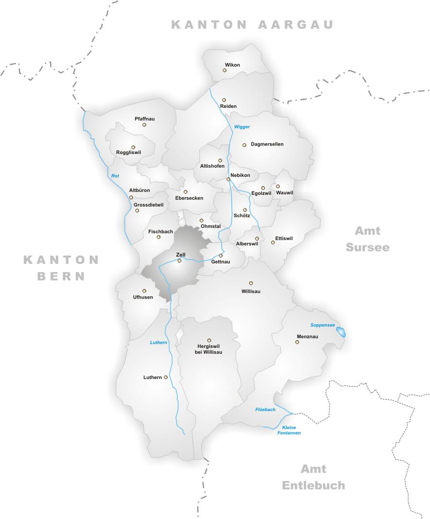Gemeinde Zell