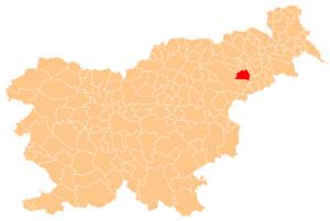 Municipality of Kidričevo Municipality of Slovenia