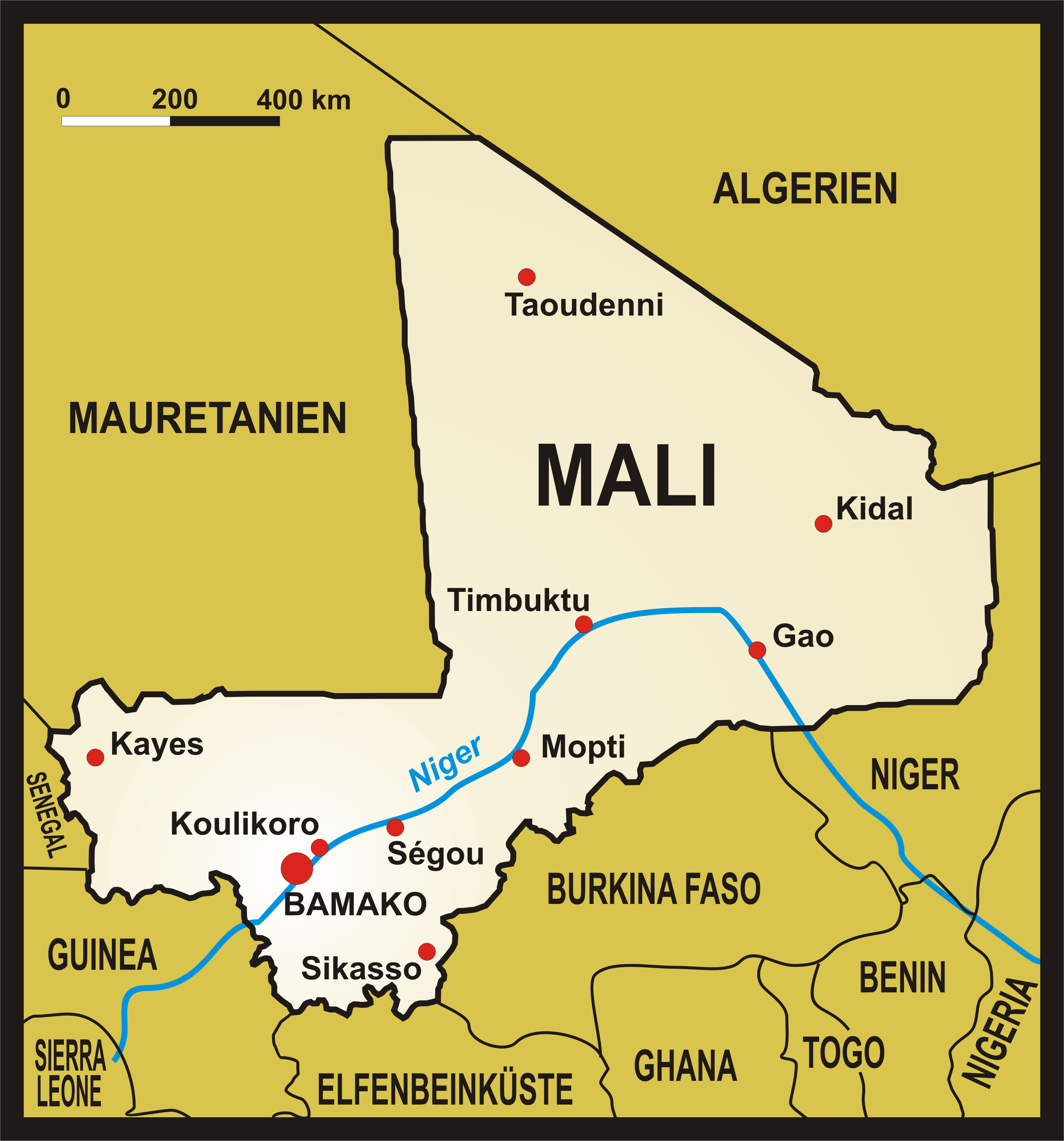Mali Karte