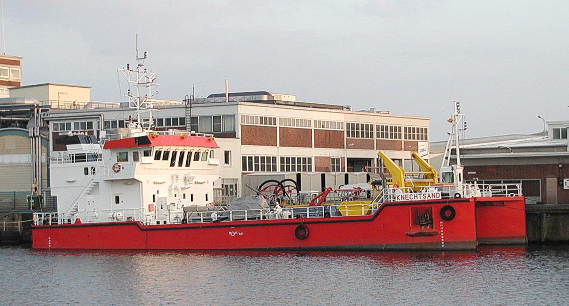 Knechtsand (Schiff) – Wikipedia