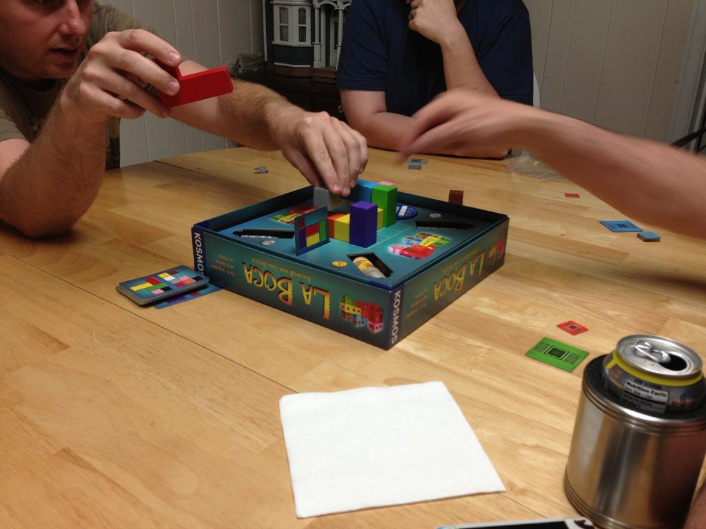 La boca gioco da tavolo wikipedia - Blokus gioco da tavolo ...