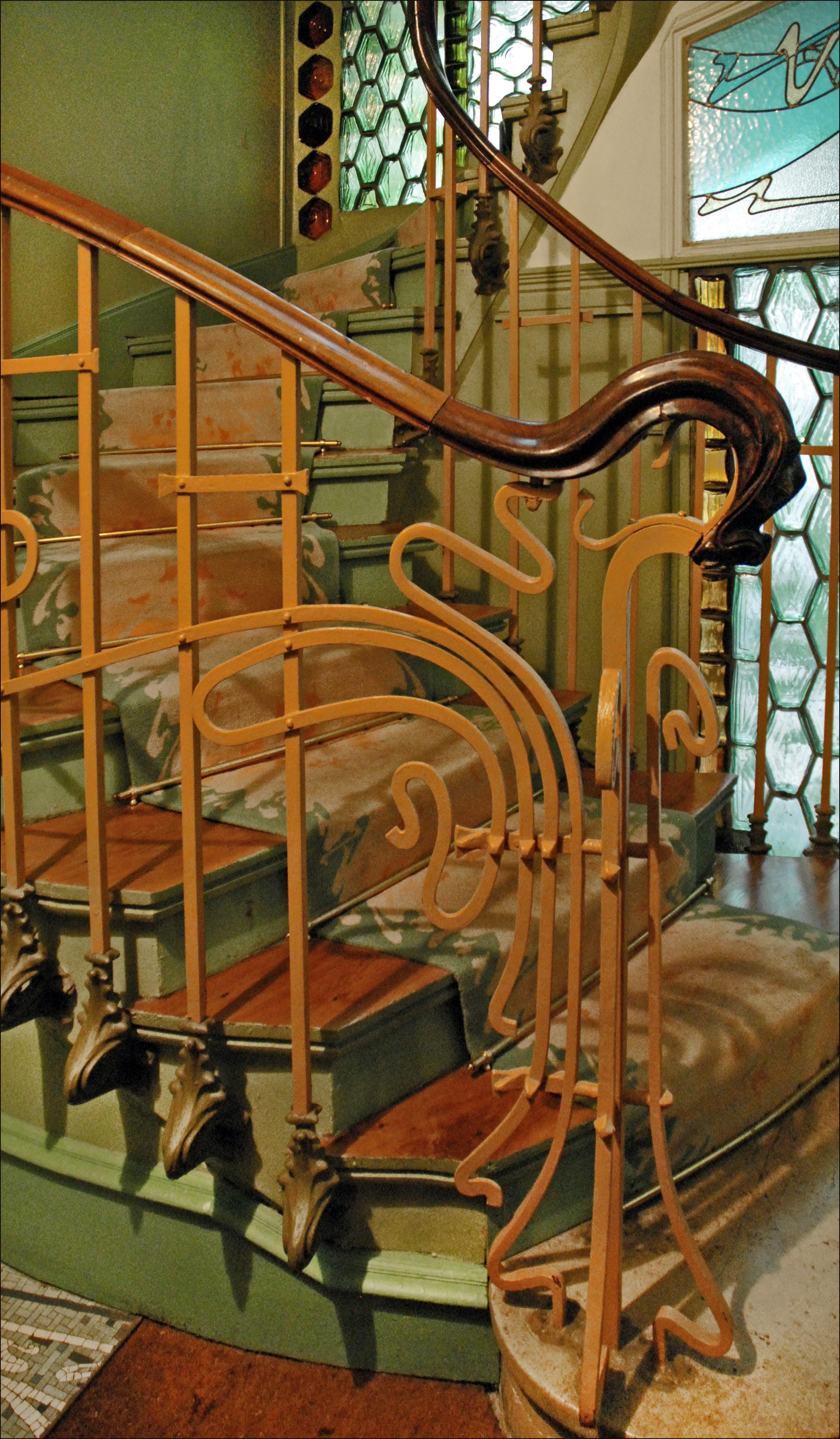 Decorer Cage Escalier Bois