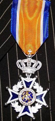 Orde Ridder van Oranje-Nassau