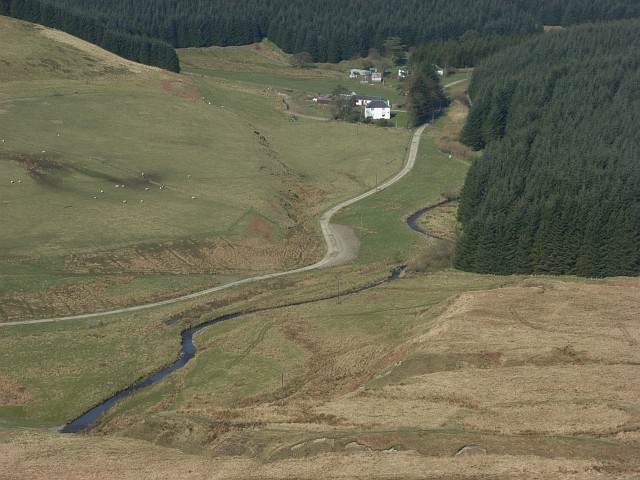File:Logan Water and Arresgill - geograph.org.uk - 379129.jpg