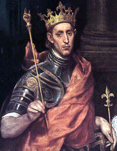 Louis IX of France (1214–1270) was declared Patron of the Order.
