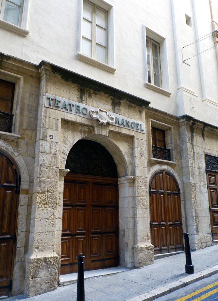 Manoel Theatre Wikipedia