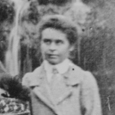 Maud Joynt at the School of Irish learning 1913.jpg