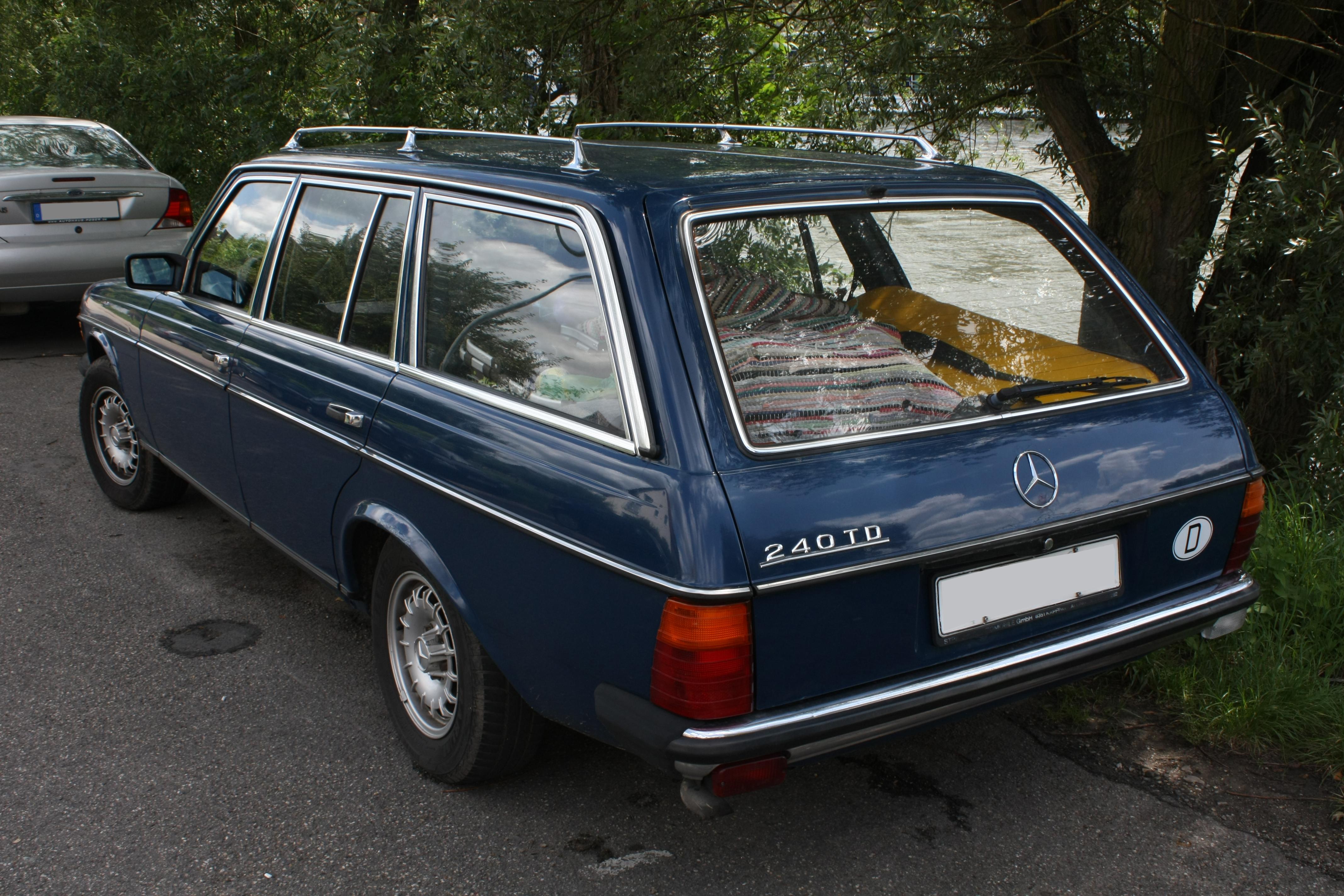 Mercedes benz w123 alfa romeo forum for Mercedes benz w123
