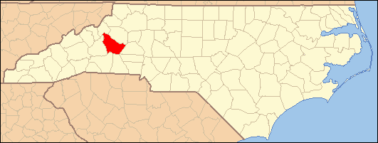National Register Of Historic Places Listings In Burke County North