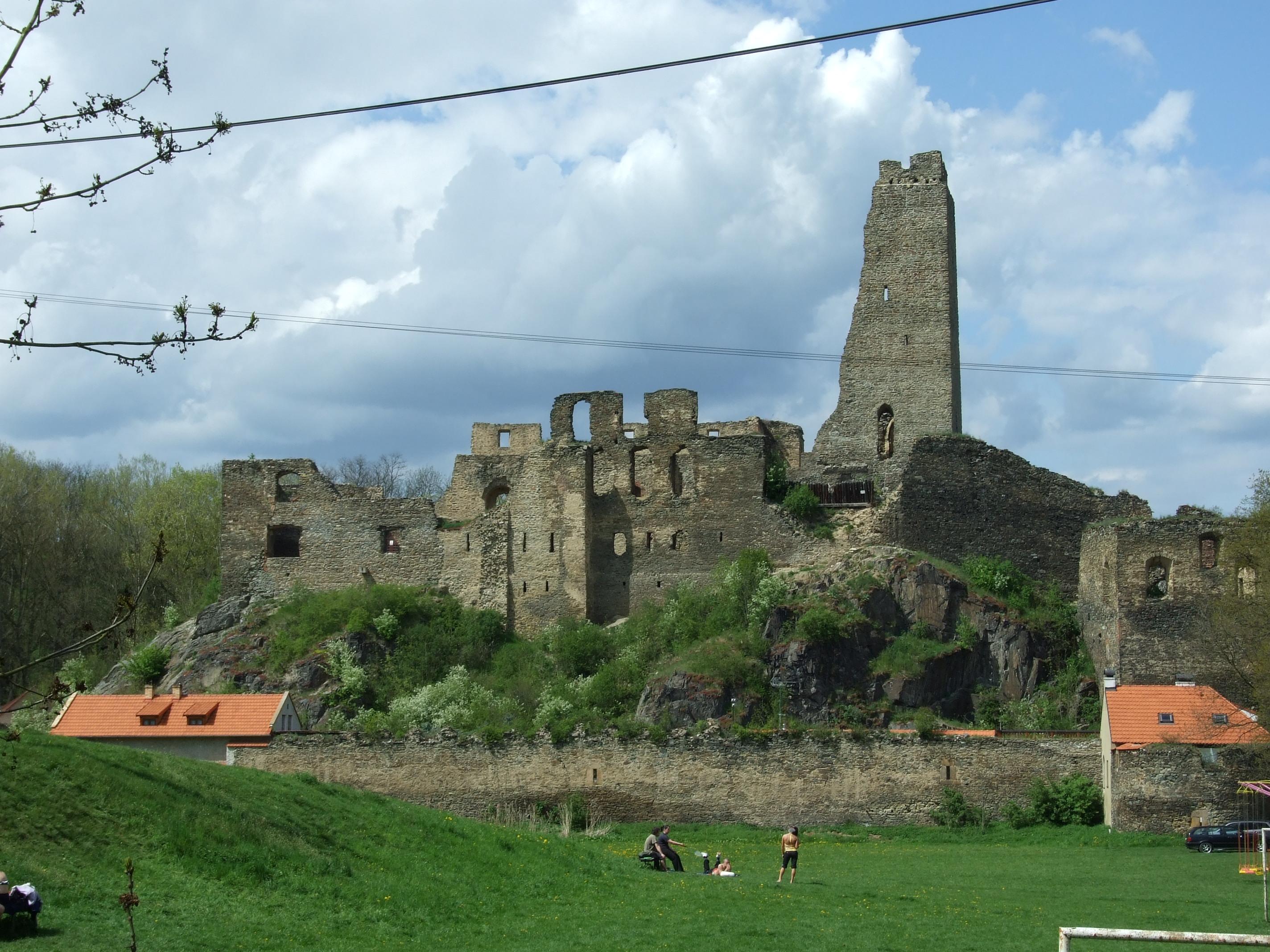 Okoř (hrad)