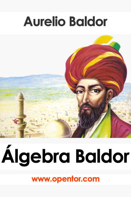 libro algebra de baldor gratis: