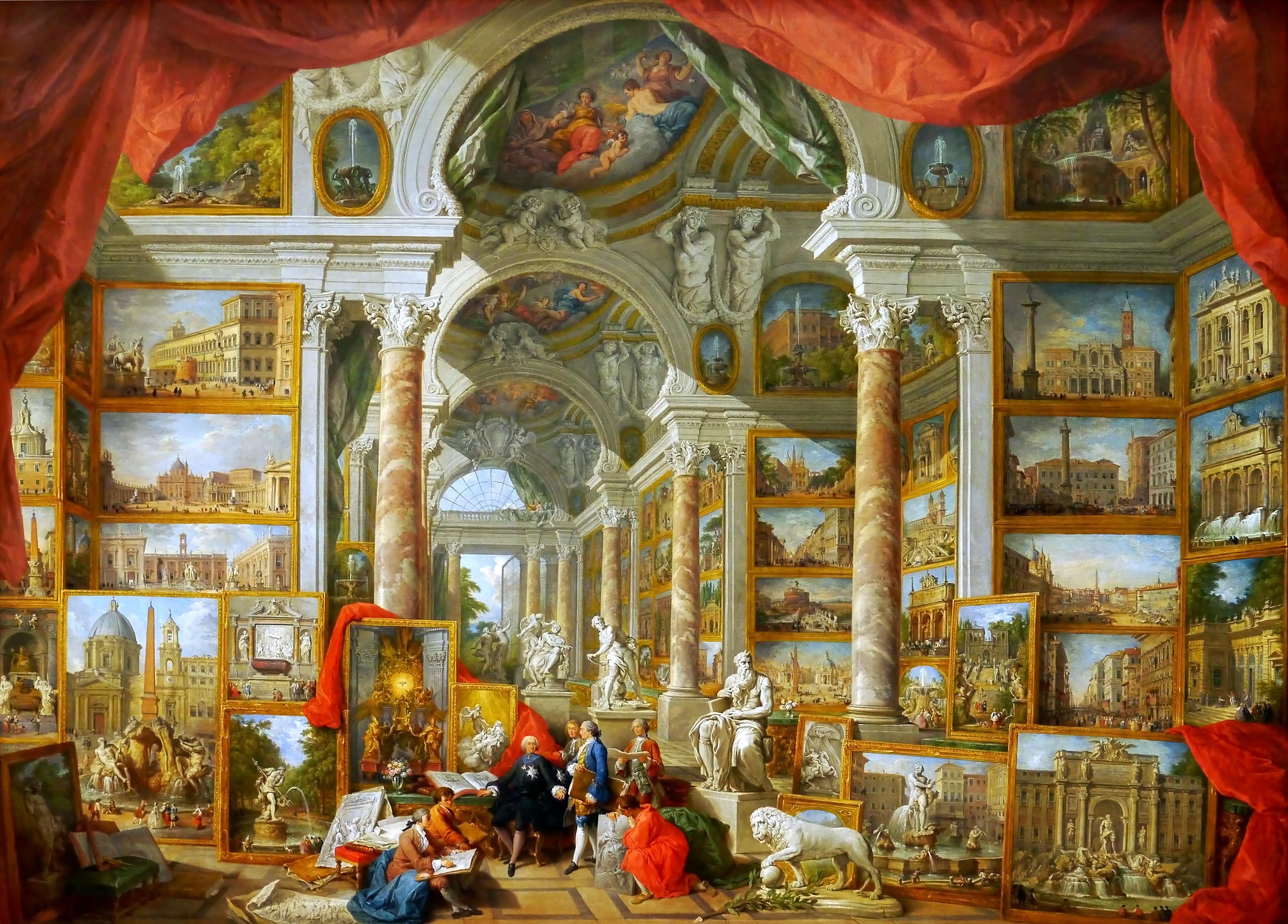 Quadri Moderni Roma Vendita galleria di vedute di roma moderna - wikipedia