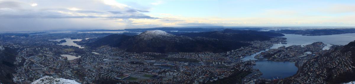 Bergensdalen