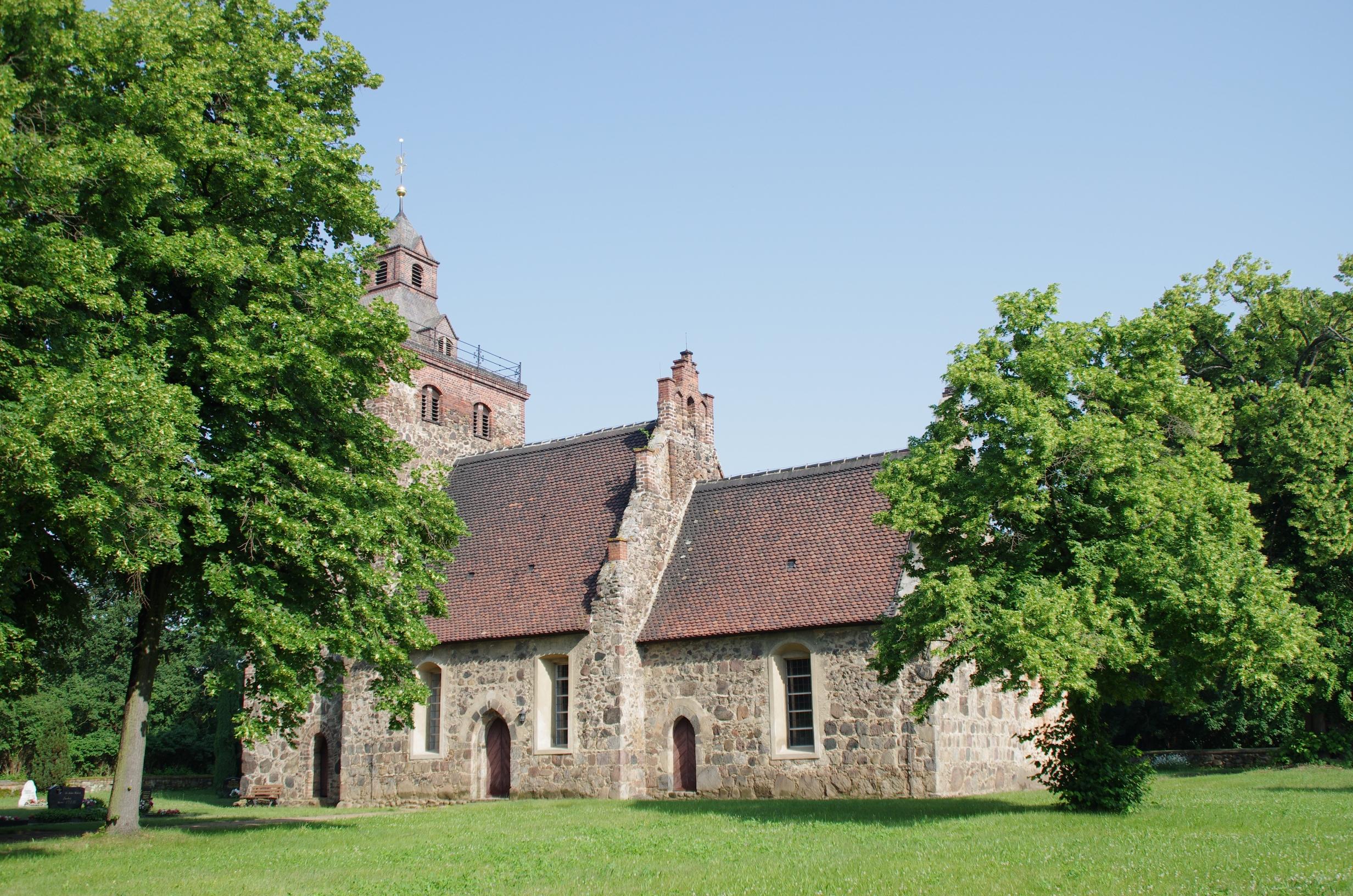 Kirche Luckau