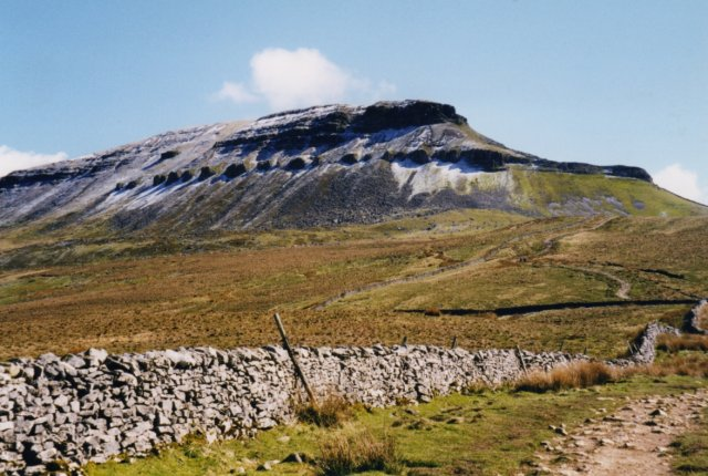 Pen-y-ghent - geograph.org.uk - 4438